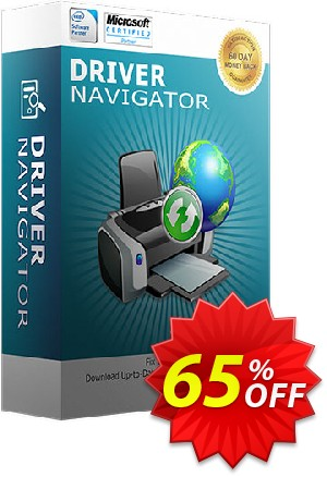 Driver Navigator - 5 Computers with Auto Upgrade Coupon discount Driver Navigator 5 Computer with Auto Upgrade -