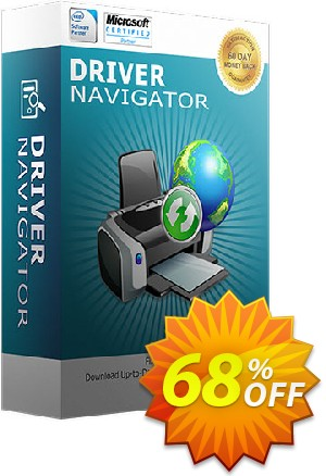 Driver Navigator - 10 Computers with Auto Upgrade Coupon, discount Driver Navigator 10 Computer with Auto Upgrade. Promotion: