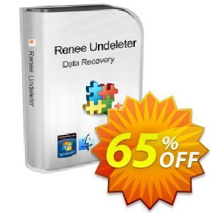 Get Renee Undeleter - 2 Years 65% OFF coupon code