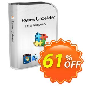 Get Renee Undeleter - 3 Years 61% OFF coupon code