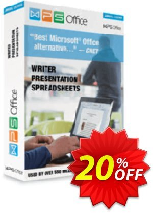 WPS Office 2016 Business Coupon, discount WPS Office 2016 Business OFF. Promotion: WPS Office 2016 Business discount