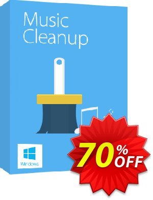 Tenorshare Music Cleanup (Family Pack) Coupon discount discount - coupon code
