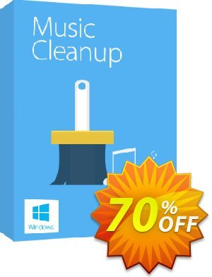 Tenorshare iTunes Music Cleanup (Unlimited PCs) Coupon, discount discount. Promotion: coupon code