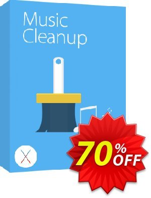 Tenorshare iTunes Music Cleanup for Mac (2-5 PCs) 優惠券,折扣碼 discount,促銷代碼: coupon code