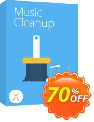 Tenorshare iTunes Music Cleanup for Mac (Unlimited PCs) discount coupon discount - coupon code