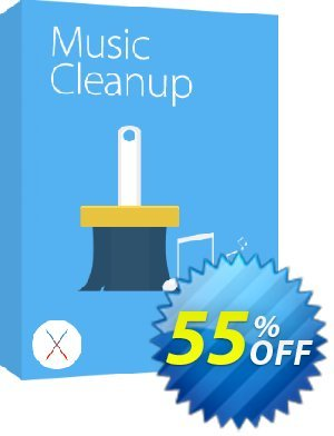 Tenorshare Music Cleanup for Mac Coupon discount 10% Tenorshare 29742 -