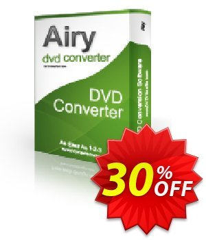 Airy DVD Converter Coupon, discount Airy DVD Converter Impressive promo code 2020. Promotion: Impressive promo code of Airy DVD Converter 2020