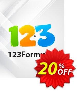 123Formulier Diamant (maandelijks abonnement) 프로모션 코드 123Formulier Diamant - maandelijks abonnement Formidable deals code 2021 프로모션: Formidable deals code of 123Formulier Diamant - maandelijks abonnement 2021