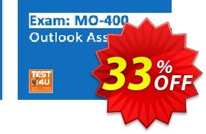 MO-400 Outlook Associate Exam discount coupon MO-400 Outlook Associate Exam - Office 365 & Office 2019 - English version - 25 hours of access Hottest promotions code 2021 - Hottest promotions code of MO-400 Outlook Associate Exam - Office 365 & Office 2019 - English version - 25 hours of access 2021