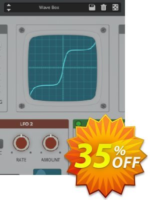 AudioThing Wave Box discount coupon Summer Sale 2021 - Awful promotions code of Wave Box 2021