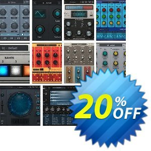 AudioThing Effect Bundle discount coupon Effect Bundle Best offer code 2021 - Best offer code of Effect Bundle 2021
