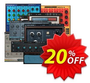 AudioThing Vintage Bundle Coupon discount Vintage Bundle Amazing promotions code 2021. Promotion: Amazing promotions code of Vintage Bundle 2021