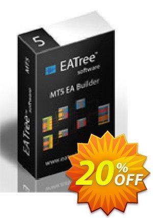EATree MT5 (3 licenses) 優惠券,折扣碼 EATree MT5 (3 licenses) Marvelous deals code 2021,促銷代碼: Marvelous deals code of EATree MT5 (3 licenses) 2021