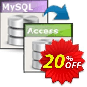 Viobo MySQL to Access Data Migrator Business Coupon discount Viobo MySQL to Access Data Migrator Bus. Staggering promotions code 2021