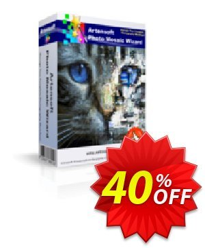 Artensoft Photo Mosaic Wizard - Service License Coupon, discount Artensoft Photo Mosaic Wizard (Service License) formidable offer code 2021. Promotion: formidable offer code of Artensoft Photo Mosaic Wizard (Service License) 2021