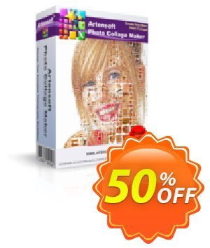 Artensoft Photo Collage Maker Coupon discount discount 75% - fearsome discount code of Artensoft Photo Collage Maker (Personal License) 2020