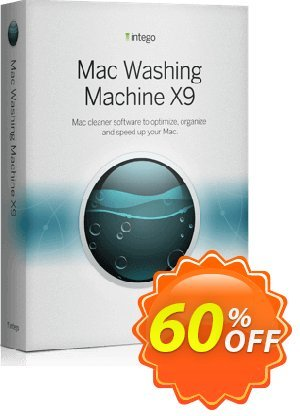 Intego Mac Washing Machine X9 Coupon, discount 40% OFF Intego Mac Washing Machine X9, verified. Promotion: Staggering promo code of Intego Mac Washing Machine X9, tested & approved