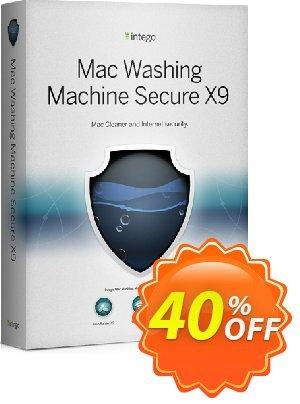 Intego Mac Washing Machine Secure X9 Coupon, discount 40% OFF Intego Mac Washing Machine Secure X9, verified. Promotion: Staggering promo code of Intego Mac Washing Machine Secure X9, tested & approved