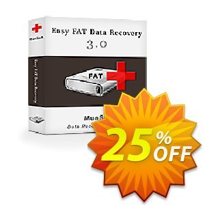 Easy FAT Data Recovery 프로모션 코드 MunSoft coupon (31351) 프로모션: MunSoft discount promotion