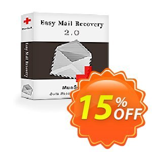 Easy Mail Recovery Coupon, discount MunSoft coupon (31351). Promotion: MunSoft discount promotion