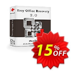 Easy Office Recovery Coupon, discount MunSoft coupon (31351). Promotion: MunSoft discount promotion