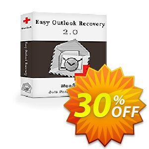 Easy Outlook Recovery Coupon, discount Easy Outlook Recovery Personal License stunning deals code 2020. Promotion: MunSoft discount promotion