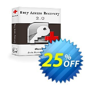Easy Access Recovery Coupon, discount MunSoft coupon (31351). Promotion: MunSoft discount promotion