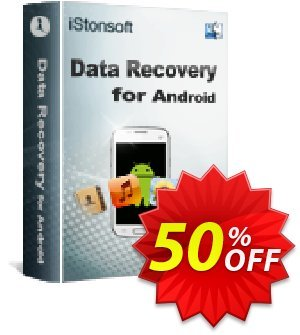 iStonsoft Data Recovery for Android (Mac Version) Coupon discount 60% off -