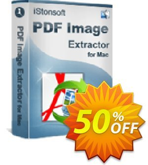 iStonsoft PDF Image Extractor for Mac Coupon, discount Affiliate 60% OFF. Promotion: