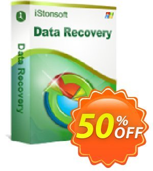 iStonsoft Data Recovery discount coupon 60% off -