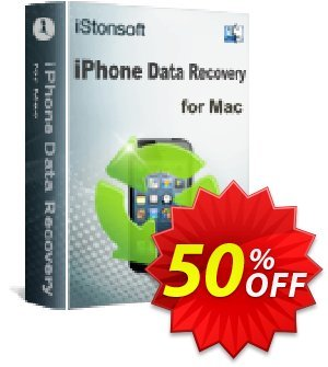 iStonsoft iPhone Data Recovery for Mac Coupon, discount 60% off. Promotion: