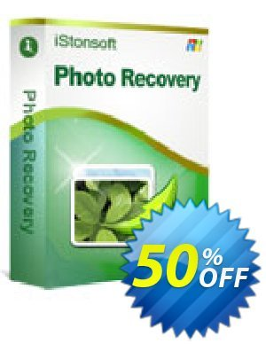 iStonsoft Photo Recovery Coupon, discount Affiliate 60% OFF. Promotion: