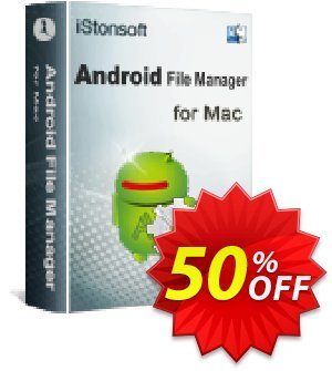 iStonsoft Android File Manager for Mac Coupon, discount Affiliate 60% OFF. Promotion: