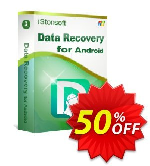 iStonsoft Data Recovery for Android Coupon, discount Affiliate 60% OFF. Promotion: