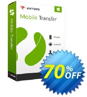 AnyMP4 Mobile Transfer Coupon, discount AnyMP4 coupon (33555). Promotion: 50% AnyMP4