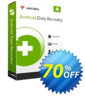 Get AnyMP4 Android Data Recovery 40% OFF coupon code
