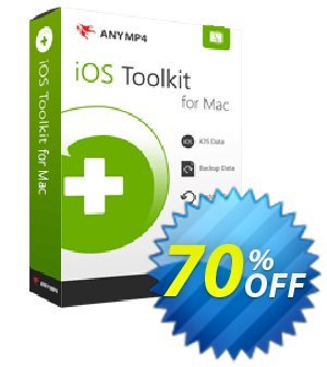 AnyMP4 iOS Data Backup & Restore for Mac Coupon discount AnyMP4 coupon (33555). Promotion: 50% AnyMP4 promotion