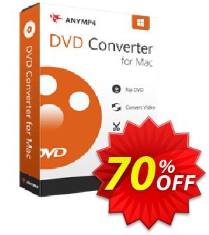 AnyMP4 DVD Converter for Mac 프로모션 코드 AnyMP4 coupon (33555) 프로모션: 50% AnyMP4 promotion