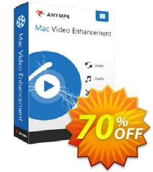 AnyMP4 Mac Video Enhancement Lifetime Coupon, discount AnyMP4 coupon (33555). Promotion: 50% AnyMP4 promotion