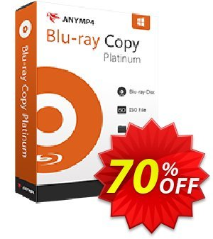 AnyMP4 Blu-ray Copy Platinum 프로모션 코드 AnyMP4 coupon (33555) 프로모션: