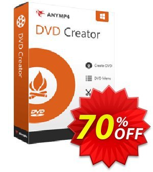 AnyMP4 DVD Toolkit (1 year) Coupon, discount AnyMP4 coupon (33555). Promotion: