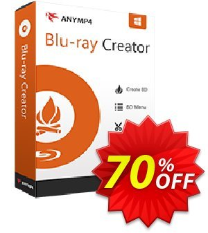 AnyMP4 Blu-ray Creator Coupon, discount AnyMP4 coupon (33555). Promotion: