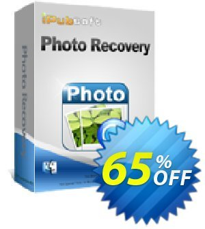 Get iPubsoft Photo Recovery for Mac 65% OFF coupon code