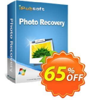 Get iPubsoft Photo Recovery 65% OFF coupon code