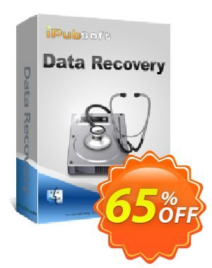 iPubsoft Data Recovery for Mac discount coupon 65% disocunt -