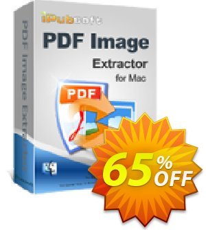 iPubsoft PDF Image Extractor for Mac Coupon discount 65% disocunt -