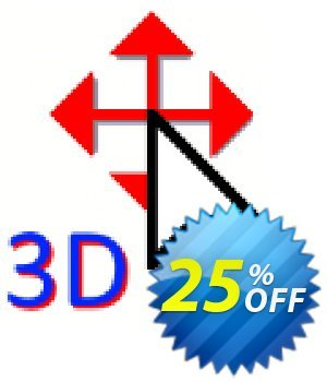 GiMeSpace Desktop Extender 3D discount