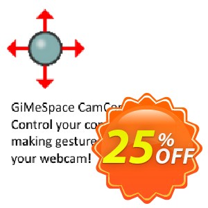 GiMeSpace CamControl Coupon, discount GiMeSpace Discount code (35803). Promotion: GiMeSpace coupon code