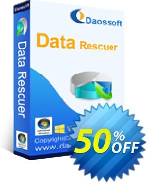 Daossoft Data Rescuer 優惠券,折扣碼 40% daossoft (36100),促銷代碼: 40% daossoft (36100)