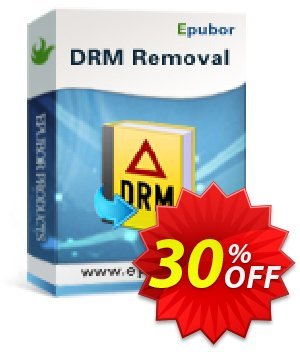 Epubor All DRM Removal Family License discount coupon  - wonderful deals code of Any DRM Removal for Win 2020